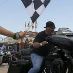 Sturgis Motorcycle Drag Racing