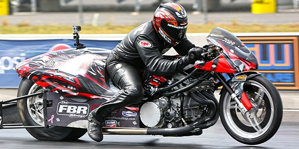 Kevin White Dragbike