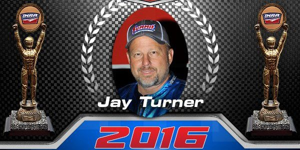 Jay Turner 2016 Nitro Motorcycle Champion