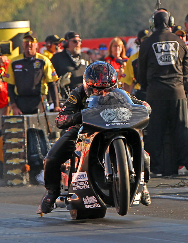 Joey Gladstone - Pro Stock Motorcycle