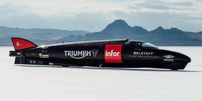 triumph streamliner