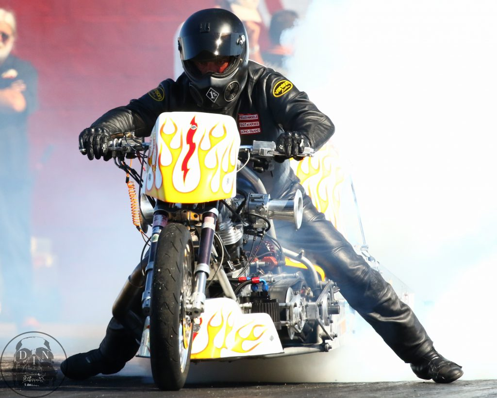 Peter Geiss Top Fuel Harley