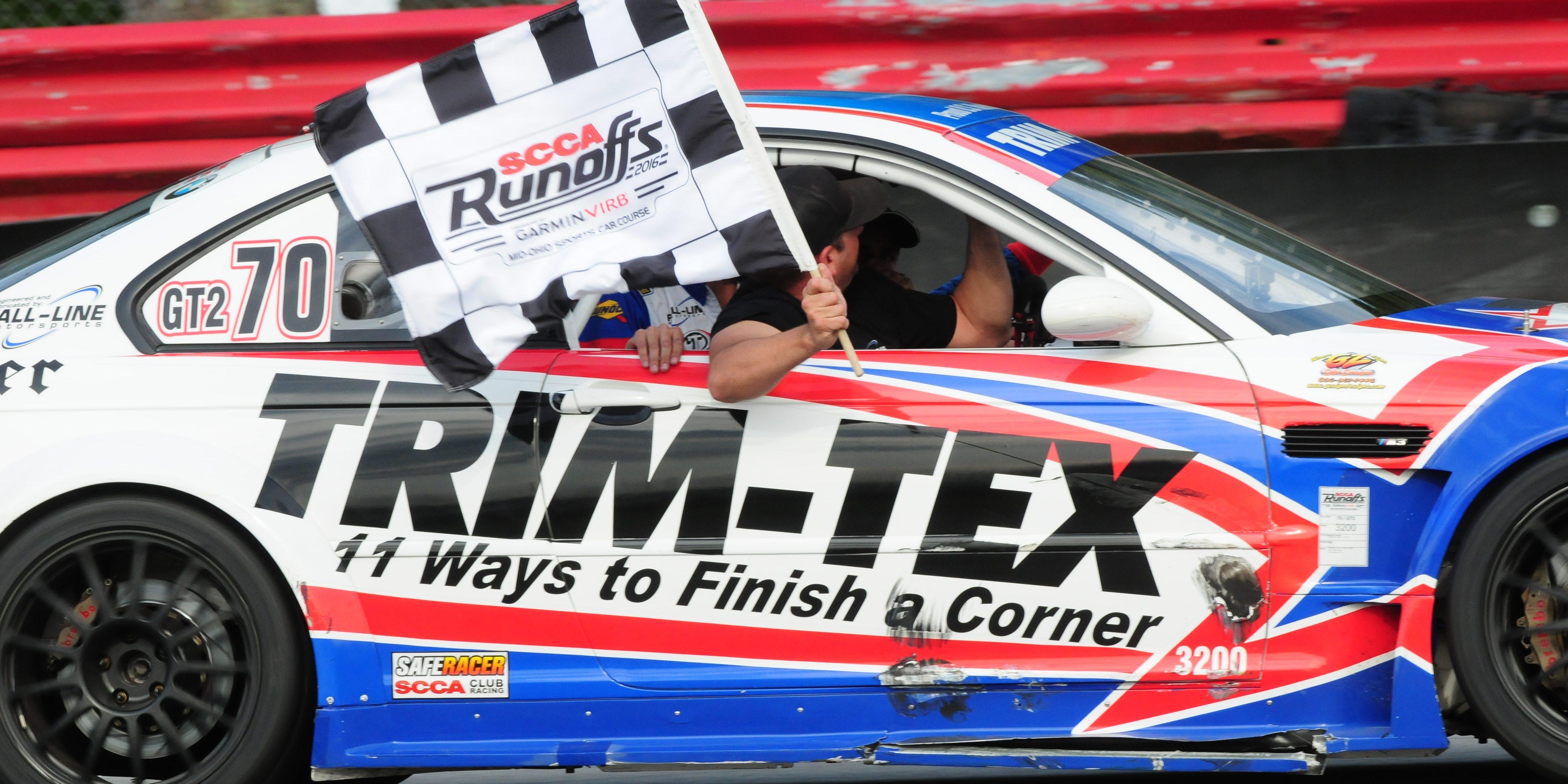 Trent Hindman, Trim-Tex Motorsports
