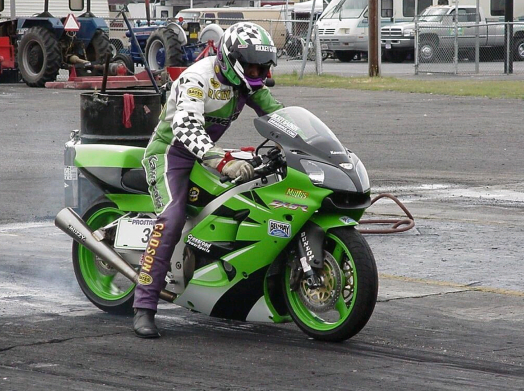 Rickey Gadson 600 Supersport