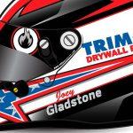 Joey Gladstone Trim-Tex Helmet