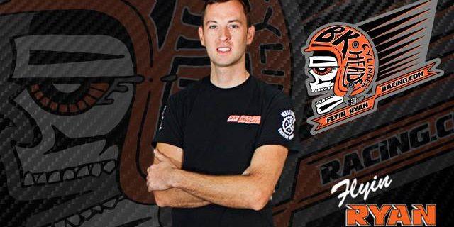 Flyin Ryan Oehler Banner w. logo
