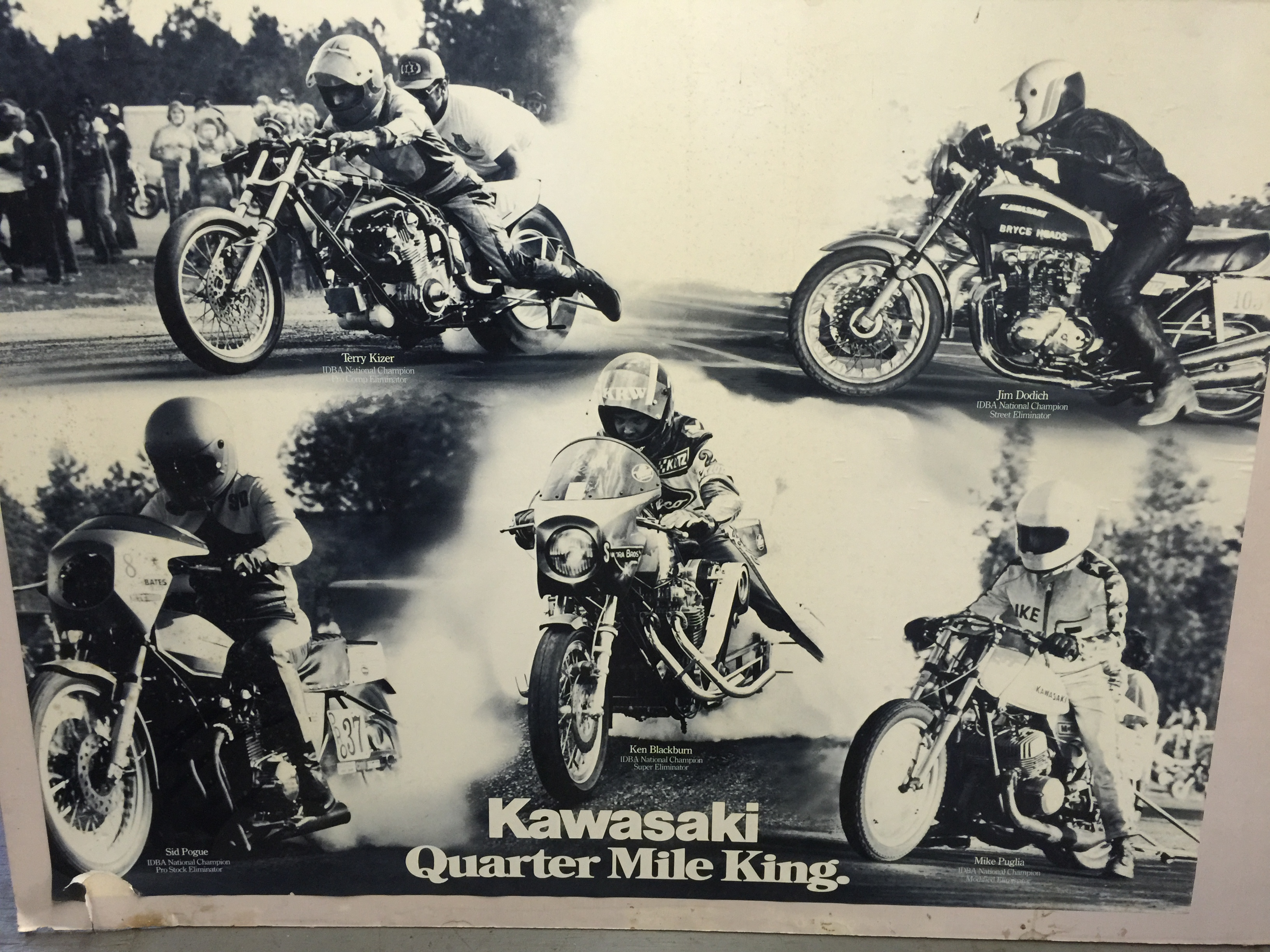 Dragbike Legend Terry Kizer Preparing for Top Fuel Motorcycle Debut