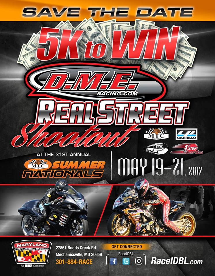 DME Real Street Shootout
