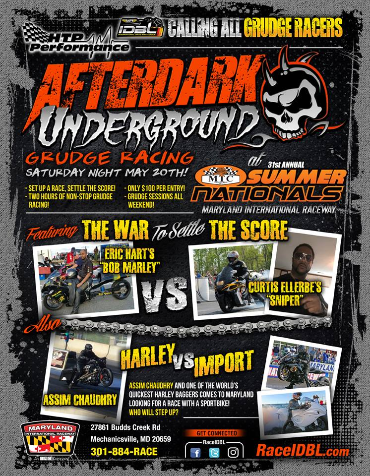 IDBL Afterdark Underground Grudge Racing
