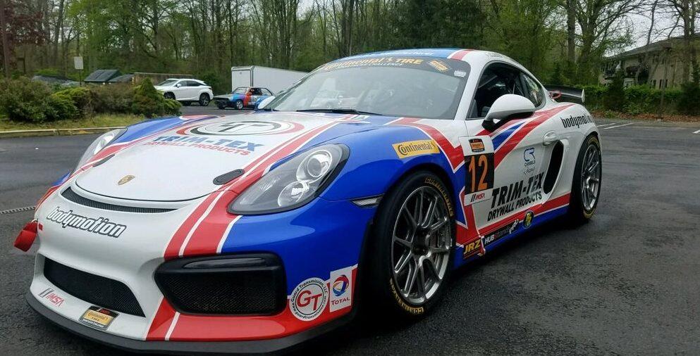 Trim-Tex Motorsports Porsche