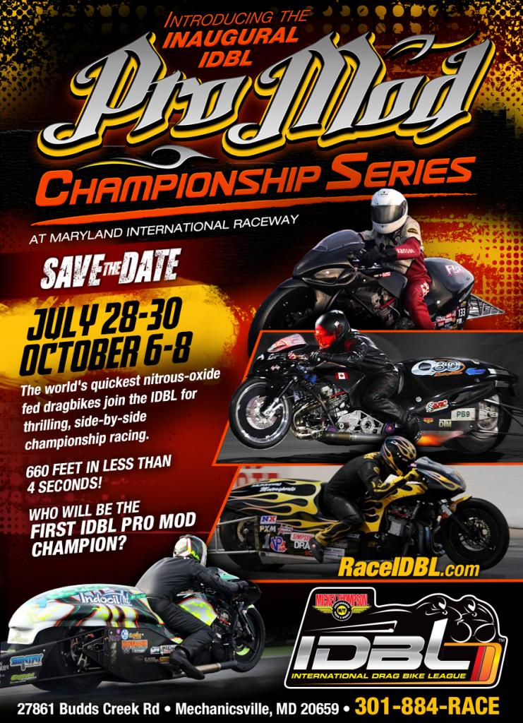 IDBL Pro Mod Championship Series