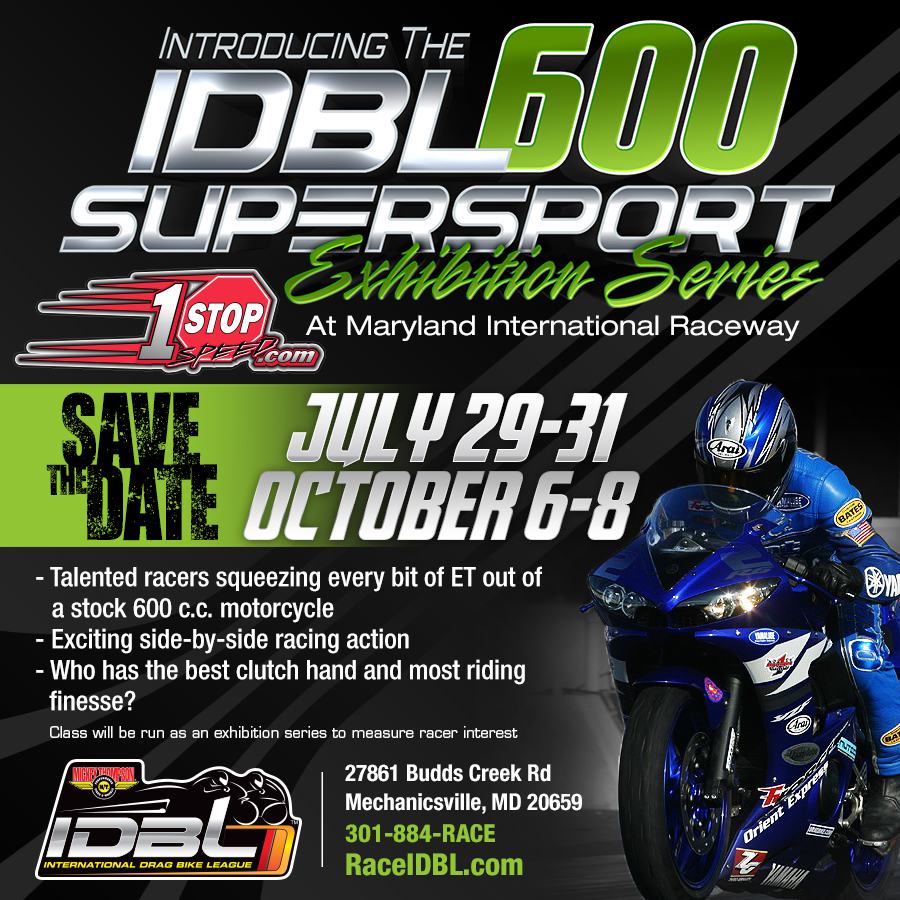 IDBL 600 Supersport