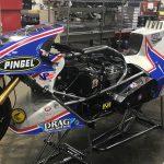 Larry McBride Top Fuel Dragbike