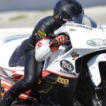 Steve Johnson Pro Stock Motorcycle