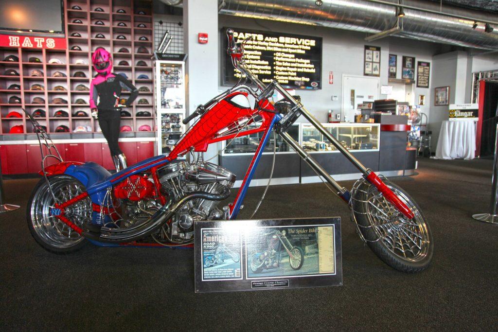 OCC Spiderman Chopper