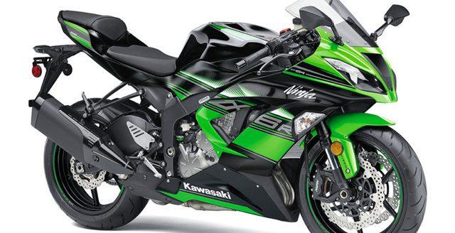 2017 Kawasaki 636