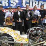 Peter Geiss, Bob Spina IDBL Winners Circle