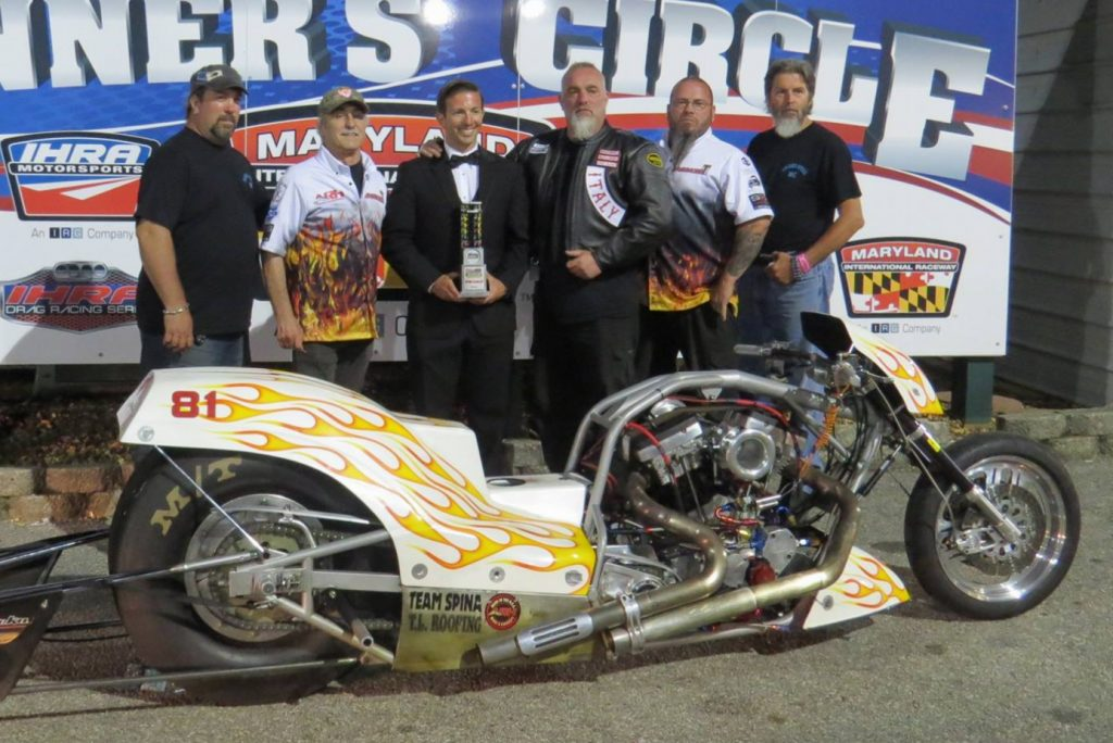 Peter Geiss and team