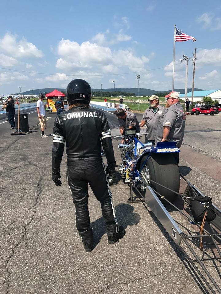 Pocono Harley Davidson >> Dragbike Community Asking for Prayers for Injured Nitro Harley Racer Dean Comunal – Update ...