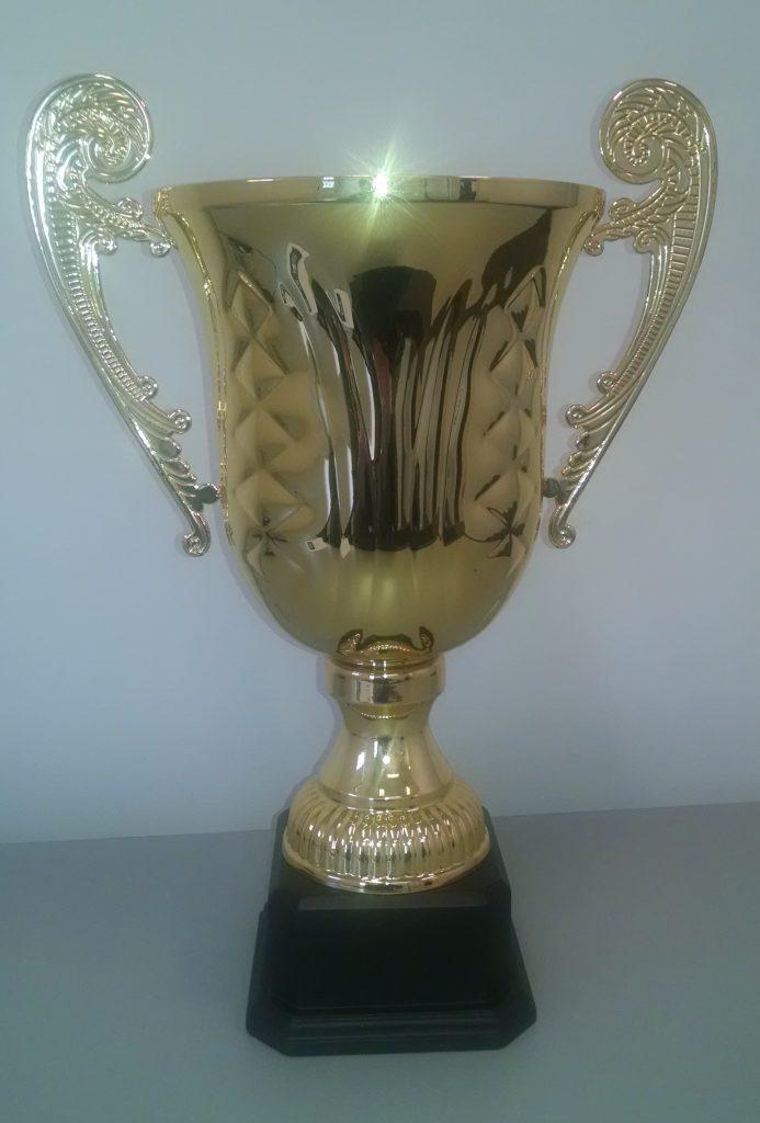 IDBL Championship Trophy
