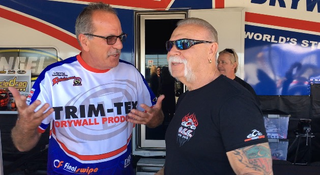 Larry McBride, Paul Teutul Sr.
