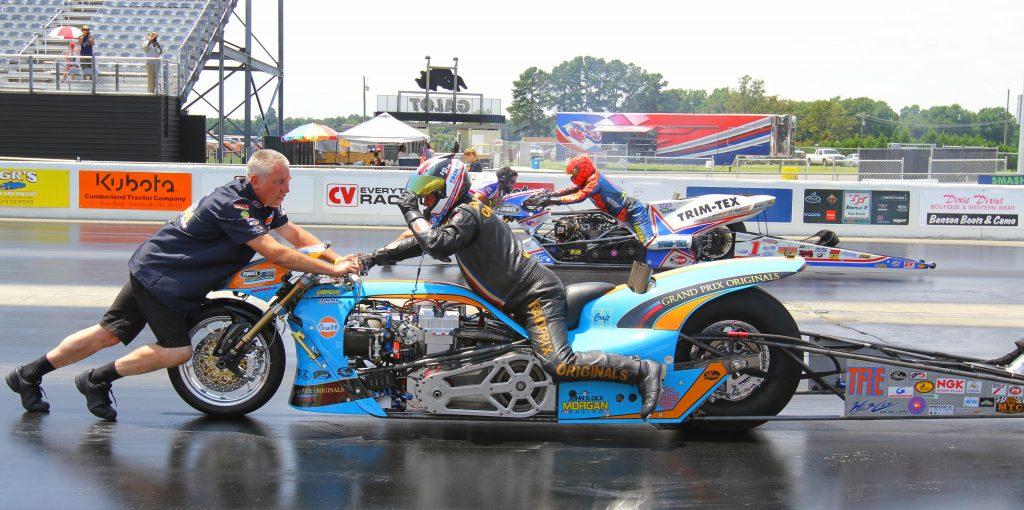 Ian King - Top Fuel Motorcycle