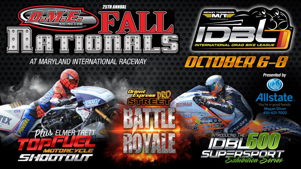 2017 IDBL DME Fall Nationals