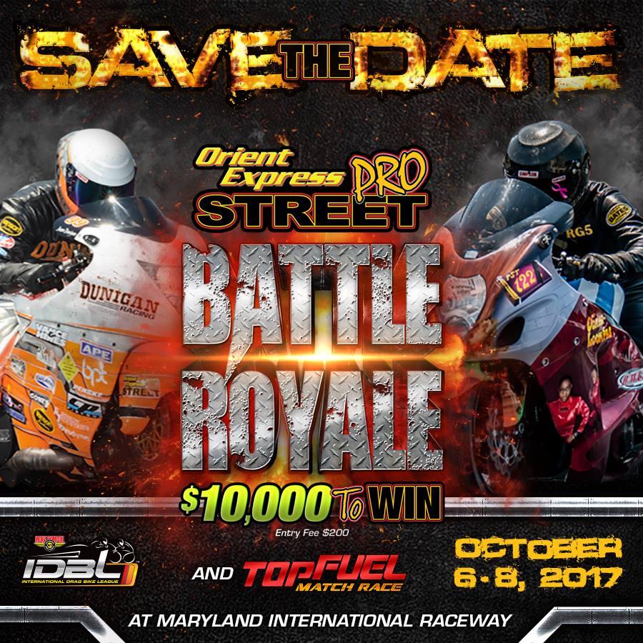 IDBL Battle Royale