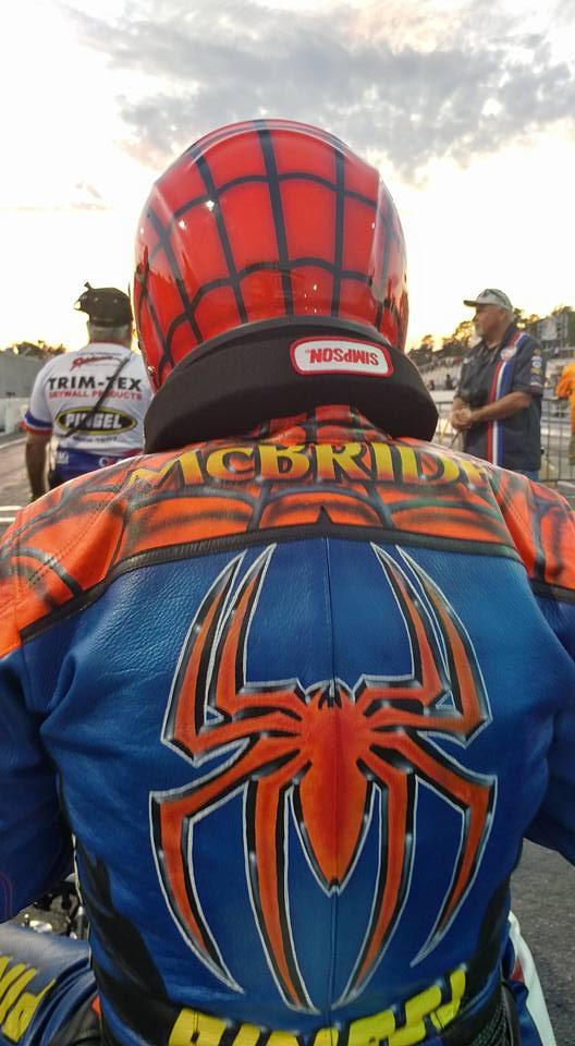 "Larry ""Spiderman"" McBride"