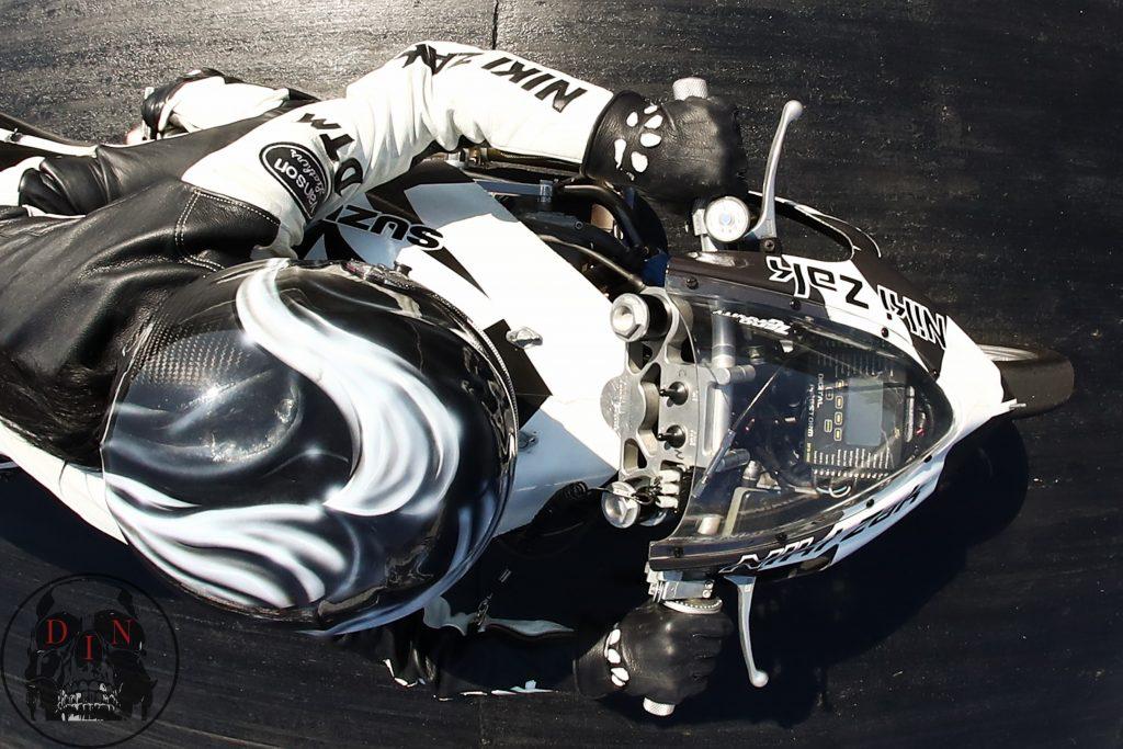 Nikki Zak Dragbike Racing