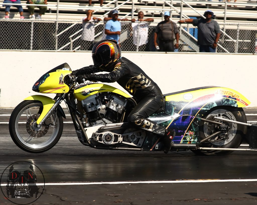 Pro Fuel Dragbike