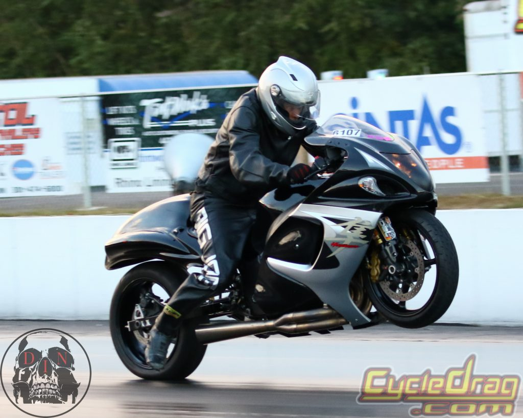 Dragbike Racer Wheelie