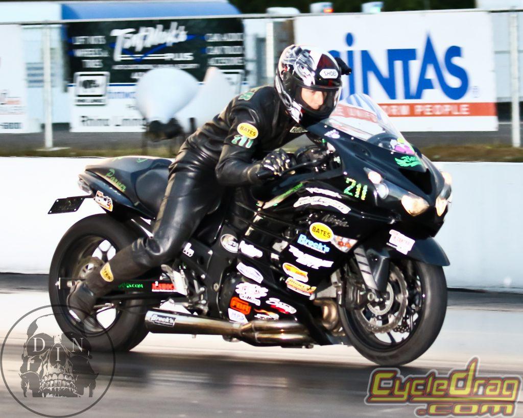IDBL Dragbike Racer