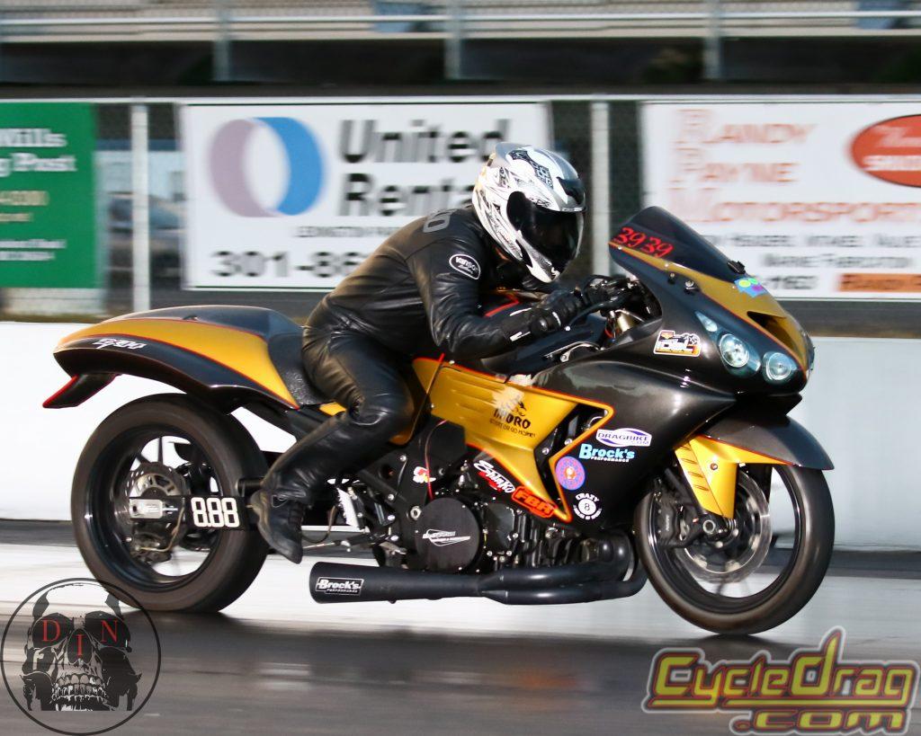 IDBL ZX-14 Dragbike Racer