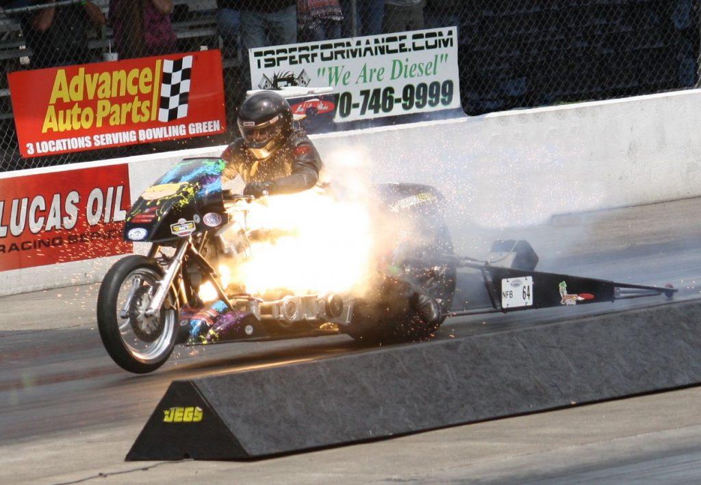 Dennis Fisher Nitro Harley