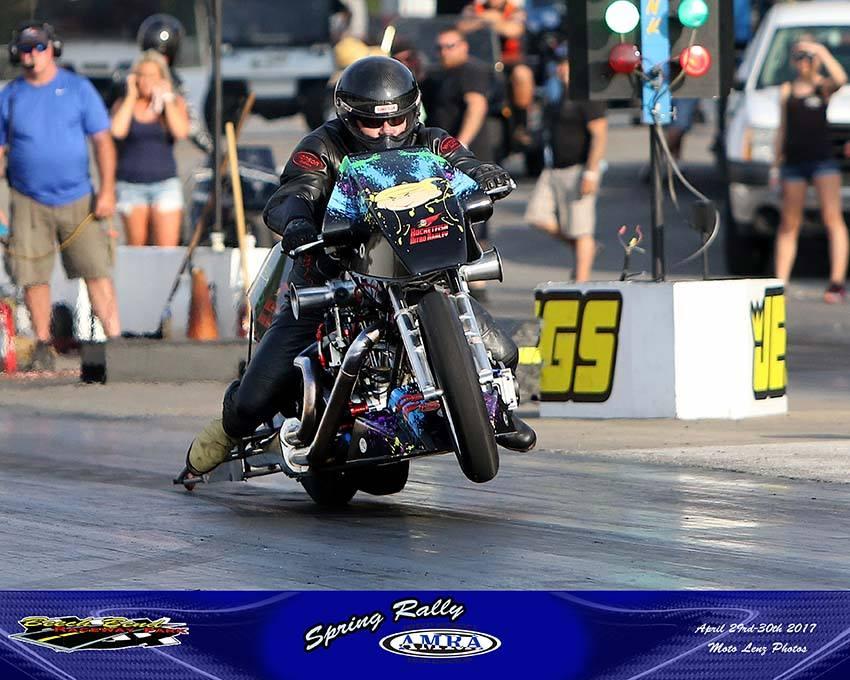 Dennis Fisher Nitro Harley Explosion