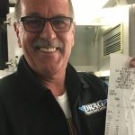 Larry McBride Time Ticket