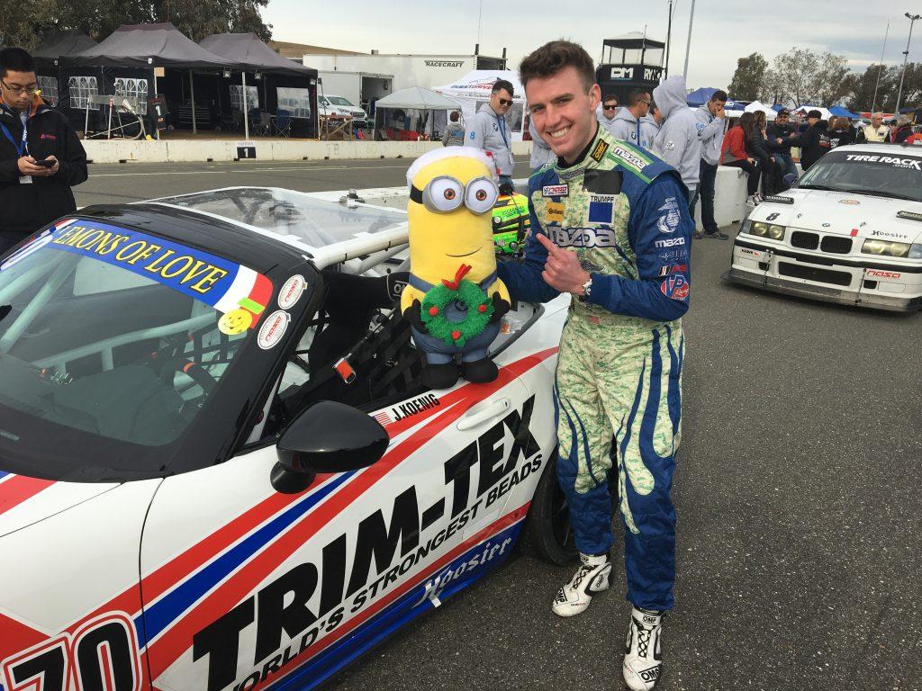 Team Trim-Tex Sportscar racing,