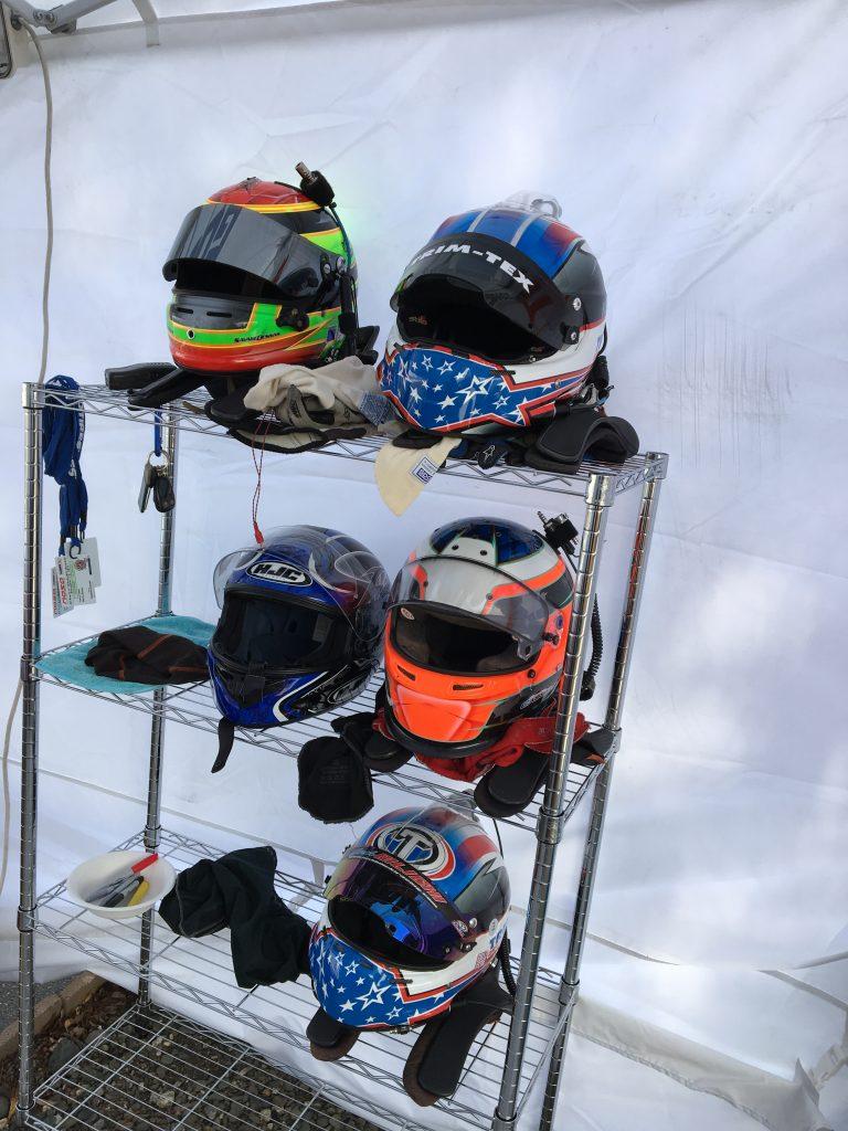 Trim-Tex racing Helmets