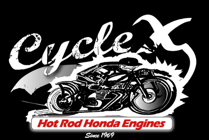 cycle X hot rod engines