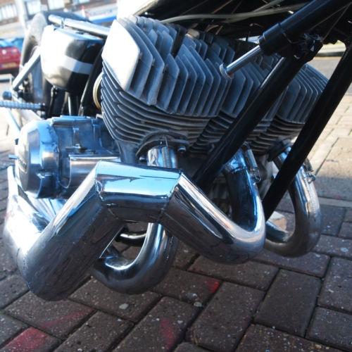 Kawasaki H2 Dragbike Motor