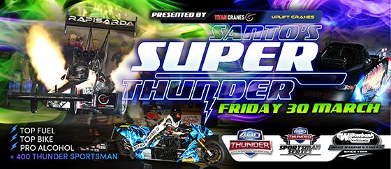 Santo Super Thunder