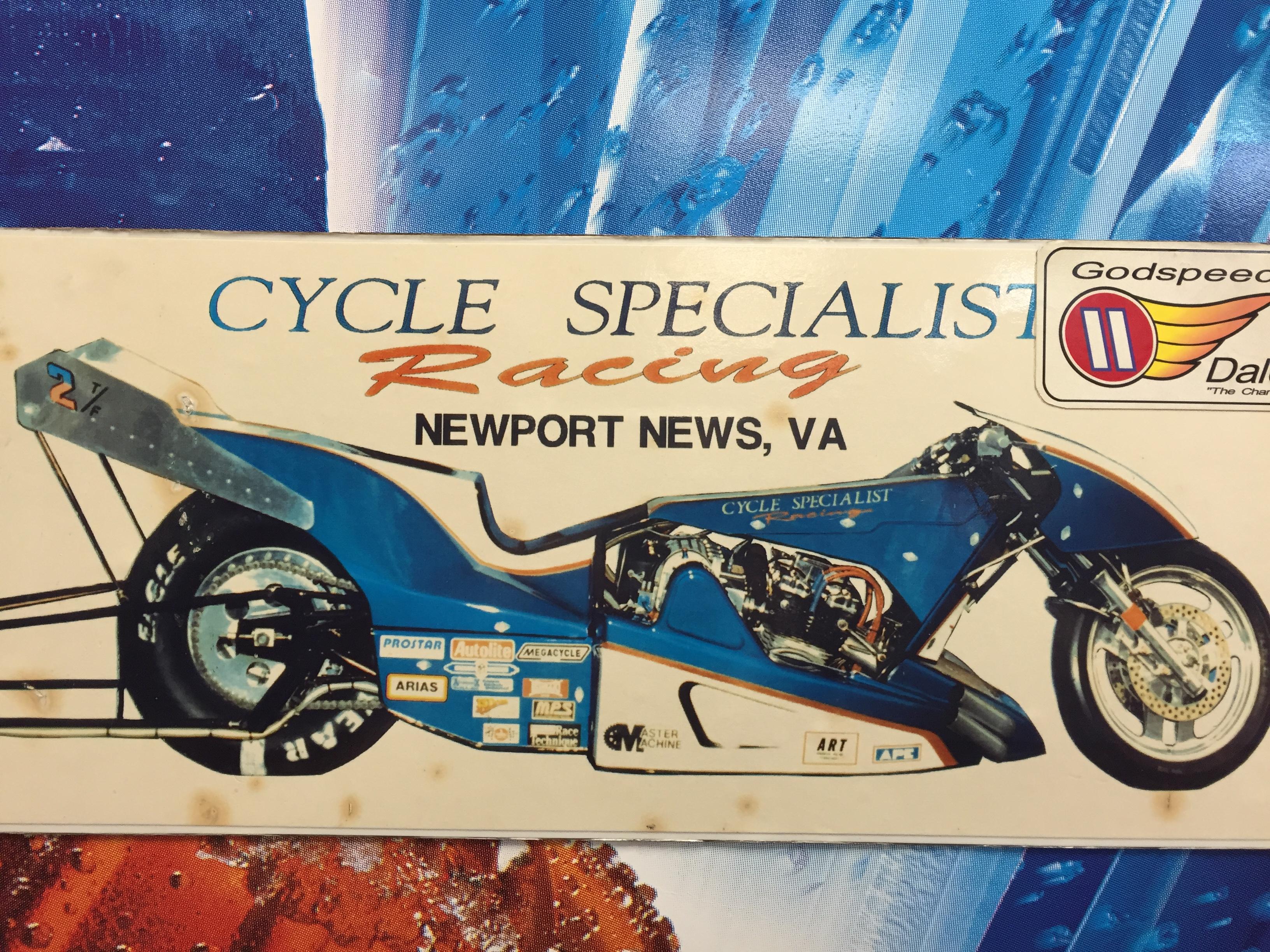 Larry McBride Cycle Specialist
