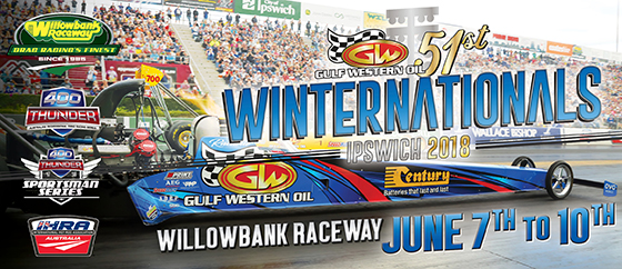 Winter Nationals at Willowbank Raceway