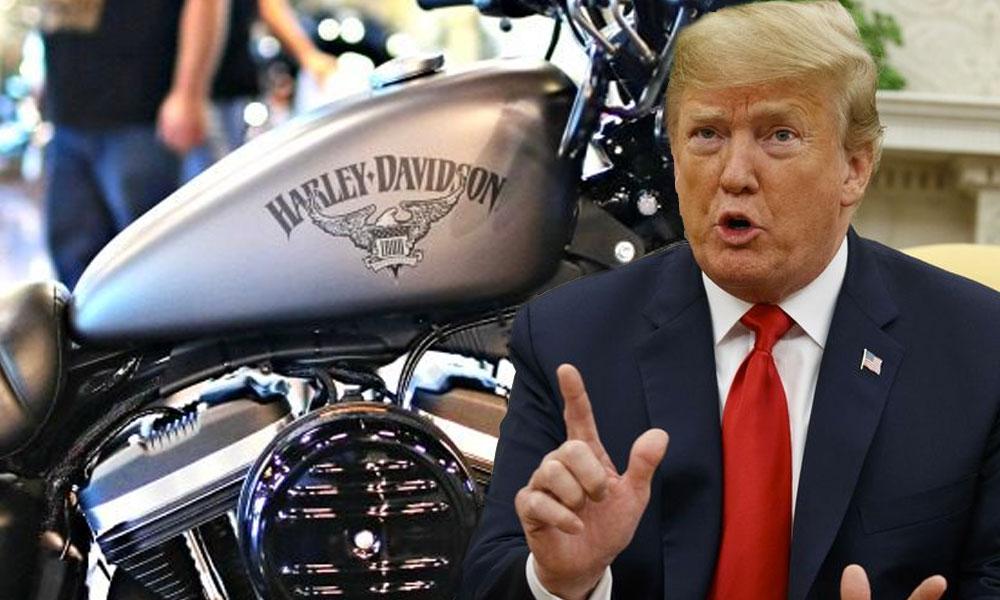 Donald Trump vs. Harley