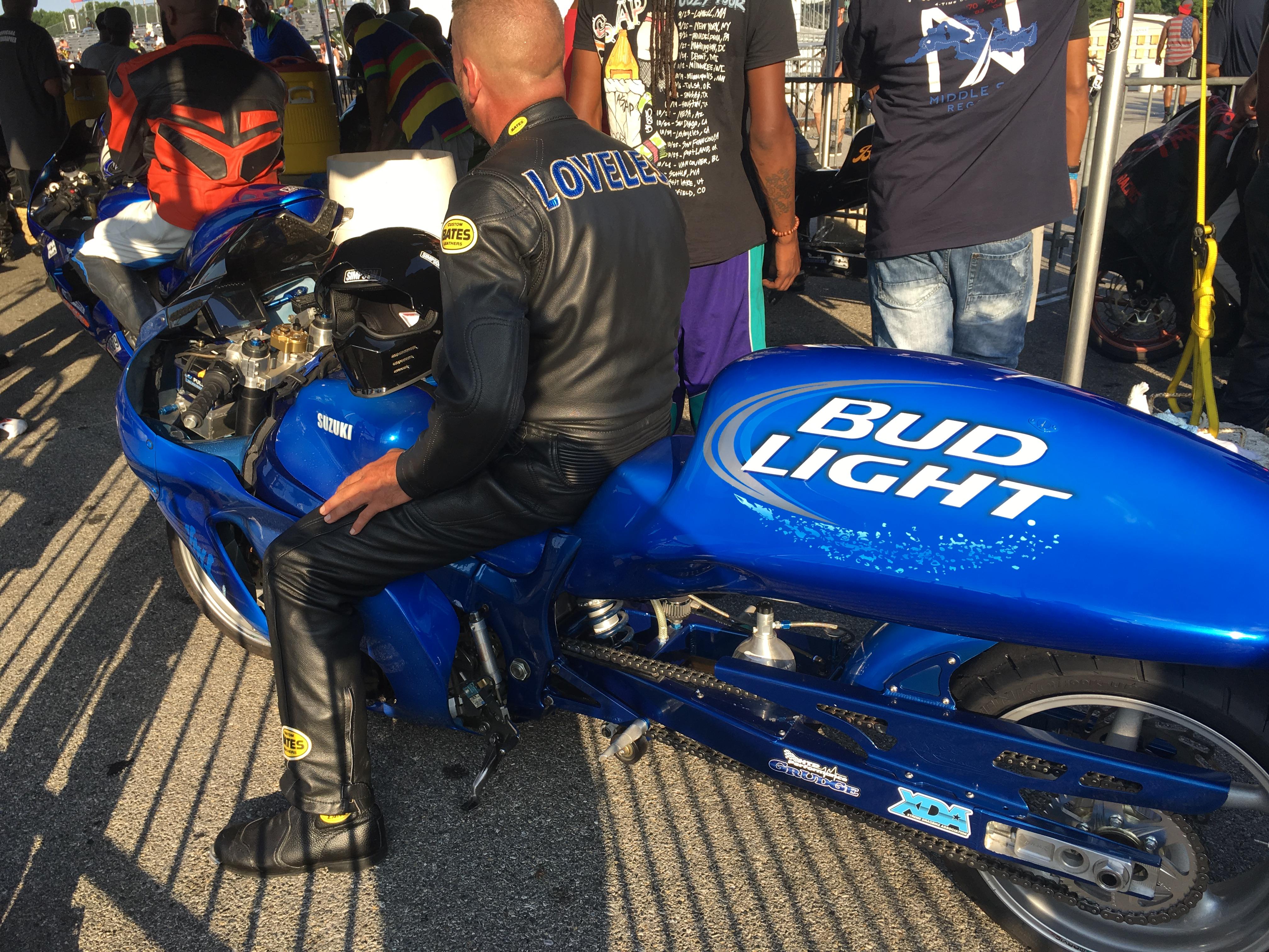Bud Light Grudge Bike
