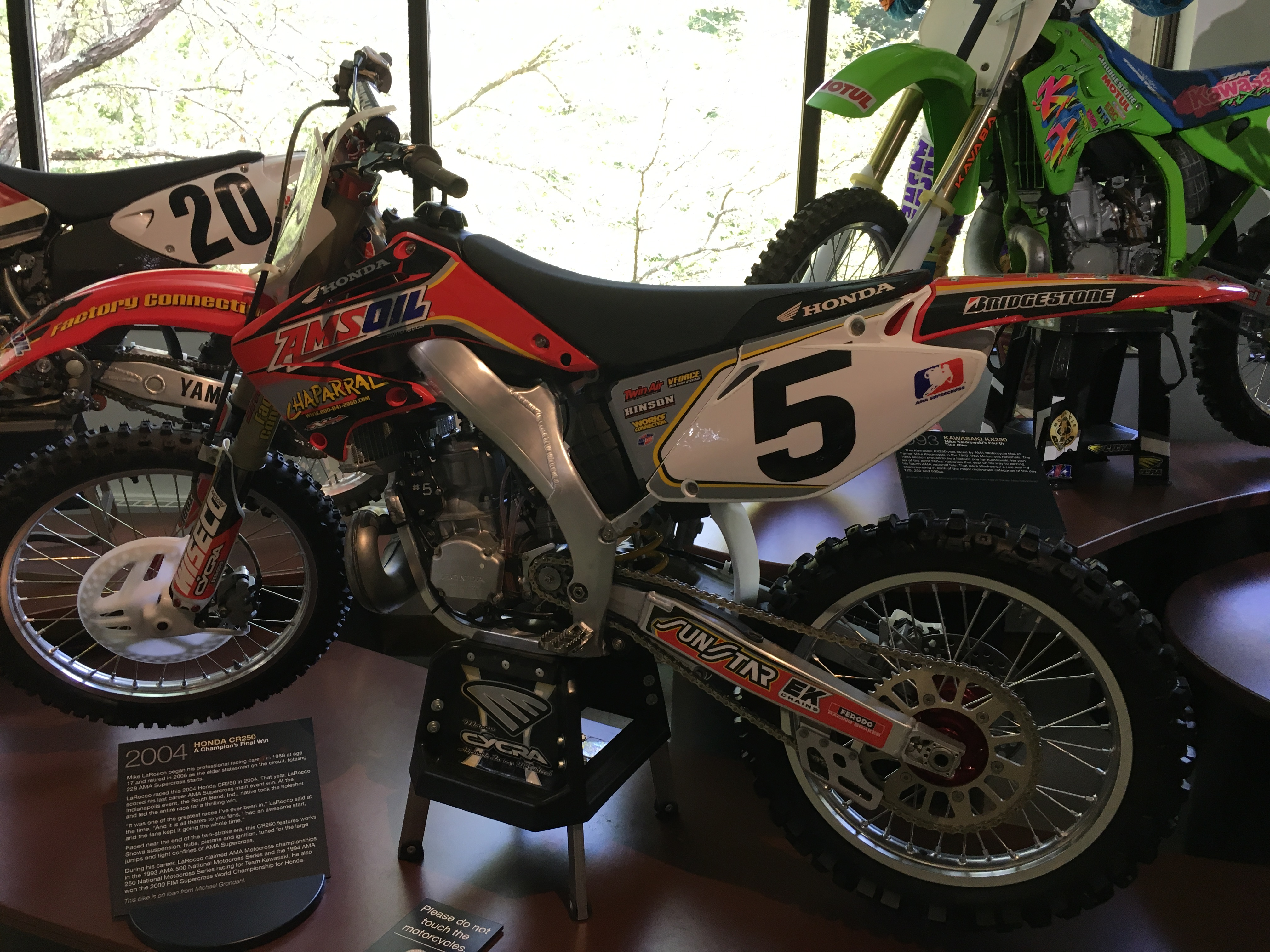 Mike LaRocco CR 250