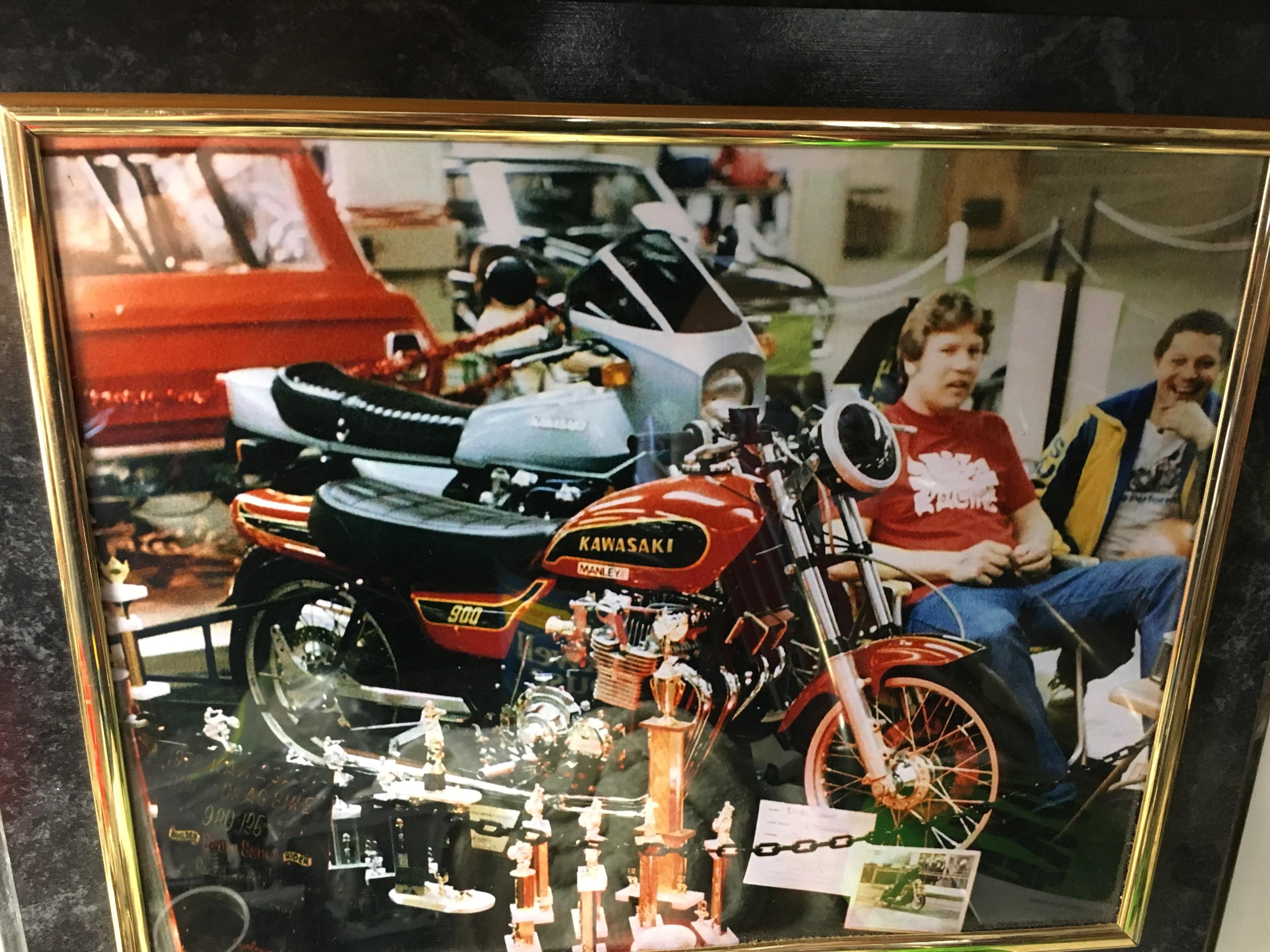 Bruce Sauer Kawasaki KZ