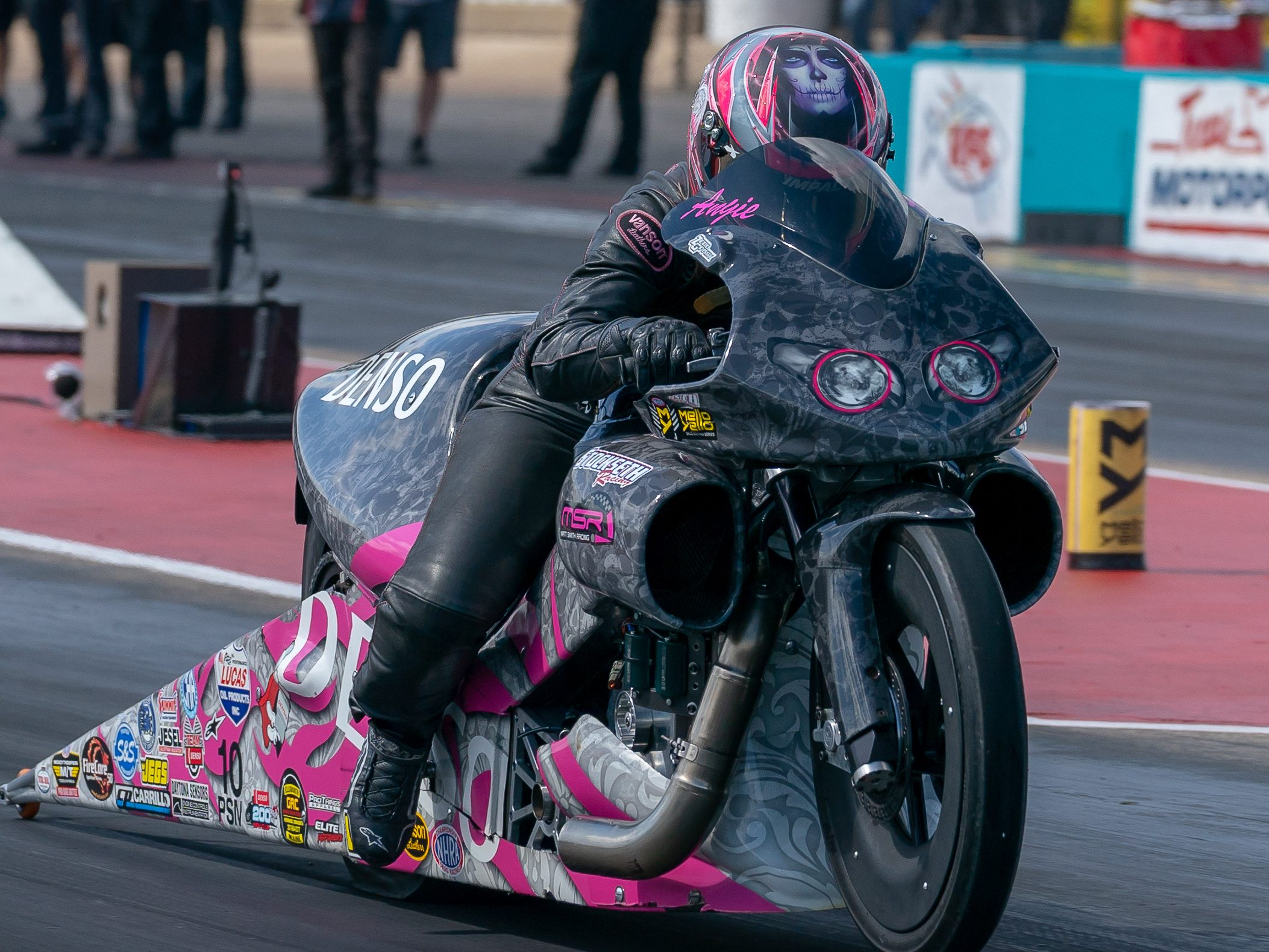 Angie SmithNHRA Fall Nationals 2018 - Pro Stock Motorcycle