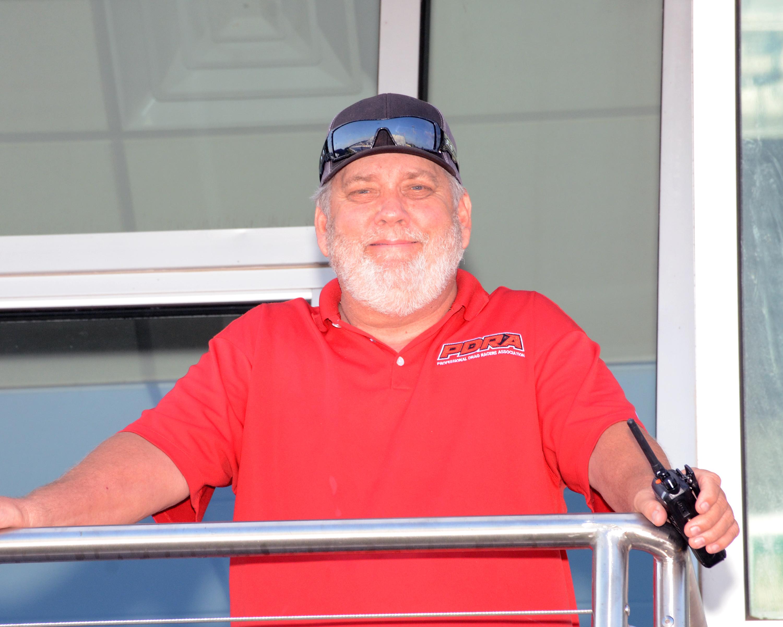 PDRA President Bob Harris